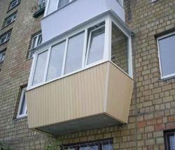остекление балконов в Ленинск-Кузнецком