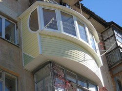 объединение комнаты и балкона в Ленинск-Кузнецком